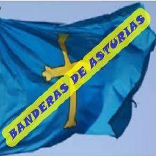 BANDERAS DE ASTURIAS