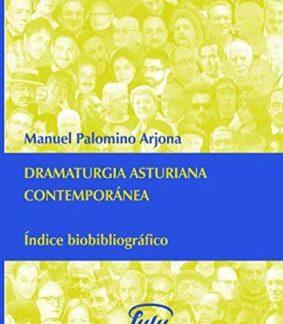 libro Dramaturgia asturiana contemporánea