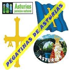 PEGATINAS DE ASTURIAS