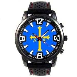 reloj cruz de la victoria asturias